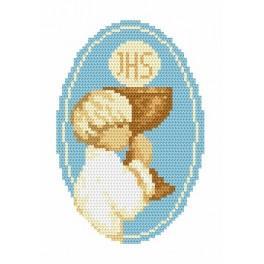 Online pattern - My holy communion- boy