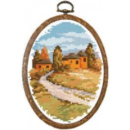 Online pattern - Autumnal Umbria