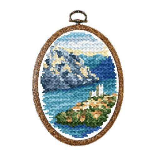 Online pattern - Lombardian lakes