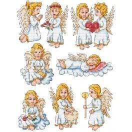 Online pattern - Angels