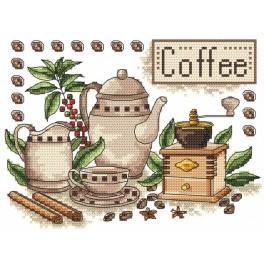 Online pattern - Coffee