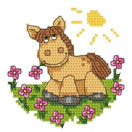 Online pattern - Pony
