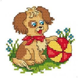 Online pattern - Puppy