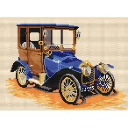 W 492 Online pattern - Peugeot Bebe