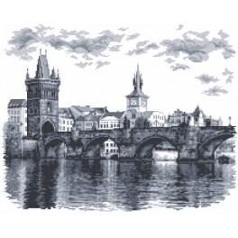 Online pattern - Charles Bridge
