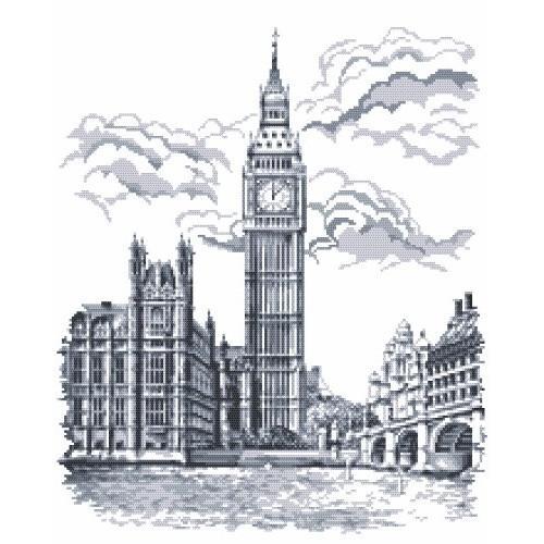 Online pattern - Big Ben