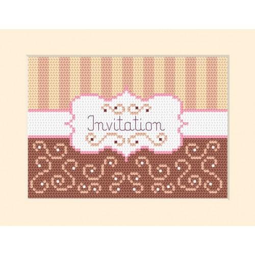 Online pattern - Invitation