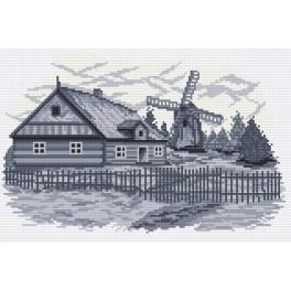 Online pattern - Enclosure in a Scansen Museum