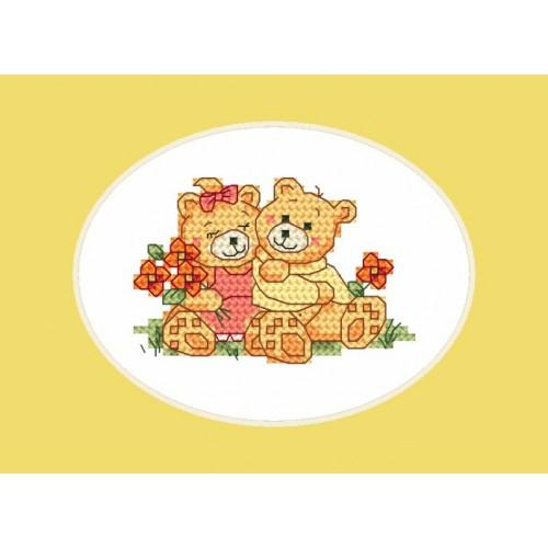 Online pattern - Teddy bears