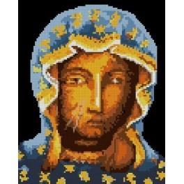 The Holy Virgin of Czestochowa - Cross Stitch pattern