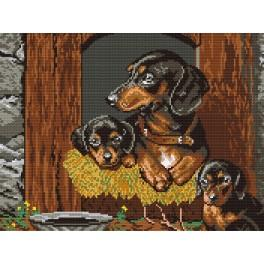Nostalgy - Cross Stitch pattern