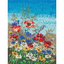 Meadow - Cross Stitch pattern