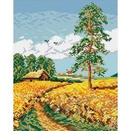 Landscape - Cross Stitch pattern