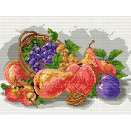 Autumn fruitage - Cross Stitch pattern