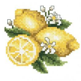 Lemon - Cross Stitch pattern