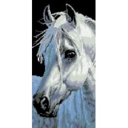 Horse - Cross Stitch pattern