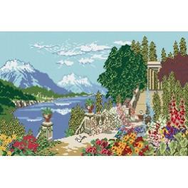 The Garden of Eden - Cross Stitch pattern