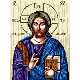 Icon - Jesus - Cross Stitch pattern