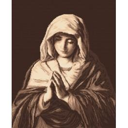 Madonna II - Cross Stitch pattern