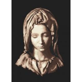 Madonna - Cross Stitch pattern