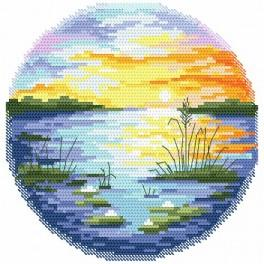 Four seasons - summer - Cross Stitch pattern