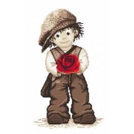 Gavroche - Cross Stitch pattern