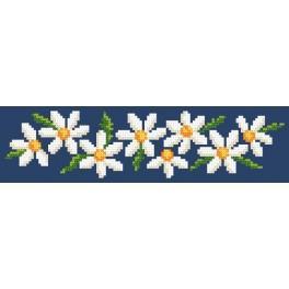 GC 8476 Oxeye daisy - Cross Stitch pattern