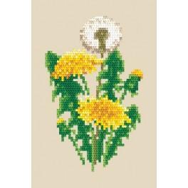 GC 8514 Dandelion - Cross Stitch pattern
