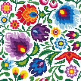 Ethnic Motifs - Cross Stitch pattern