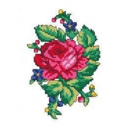 GC 8560 Ethnic Motifs - Cross Stitch pattern