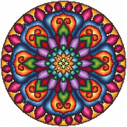- Cross Stitch pattern