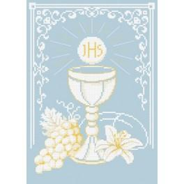 GC 8631 First Holy Communion - Cross Stitch pattern