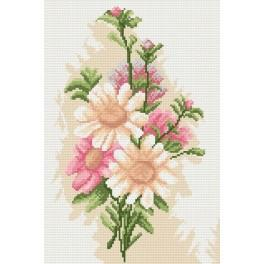 Daisies - Cross Stitch pattern