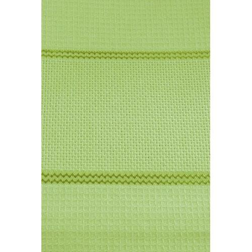 Dishcloth 44 x 72cm green lt