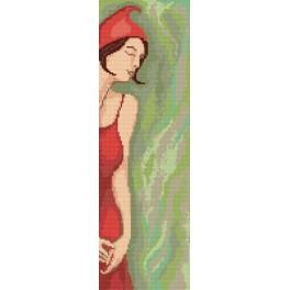 Red Riding Hood - Tapestry canvas
