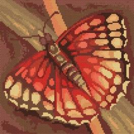 Butterfly - Tapestry canvas