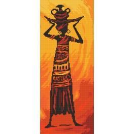 Aida z nadrukiem - Aida z nadrukiem