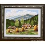 Summer in Wisla - Tapestry aida