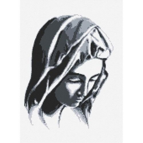 Pieta - Tapestry aida