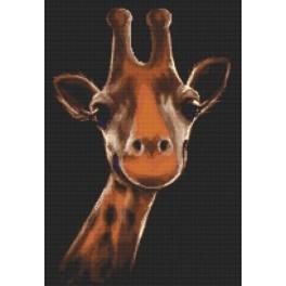 Giraffe - Tapestry aida