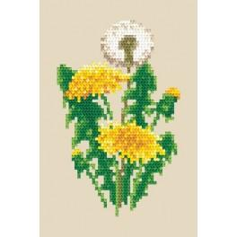 Dandelion - Tapestry aida