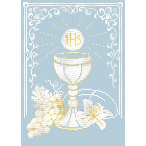 First Holy Communion - Tapestry aida