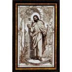 Zestaw z muliną - Pan Jezus puka w twoje drzwi