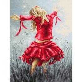Zestaw z muliną - Taniec na łące