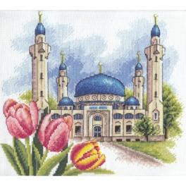 Cross stitch set - Memory of orient