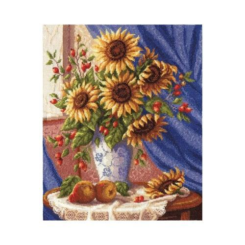 Cross stitch set - Sunny bunch