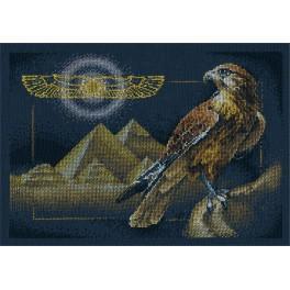 Zestaw z muliną - Egipski orzeł