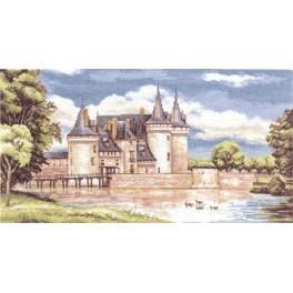 Cross stitch set - Castle