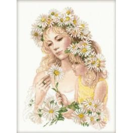 Cross stitch kit - Harmony