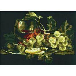 Cross stitch kit - Still Life with Lemon